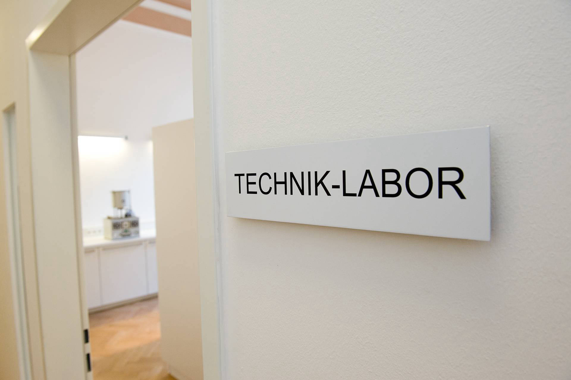Technik Innsbruck Labor